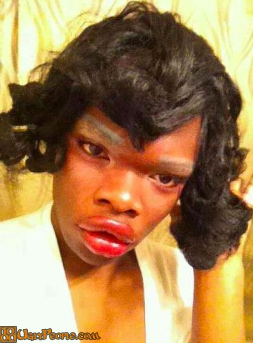 Ugly Faces | Miss Duck Face – Ugly Women and Girls | stuff ...