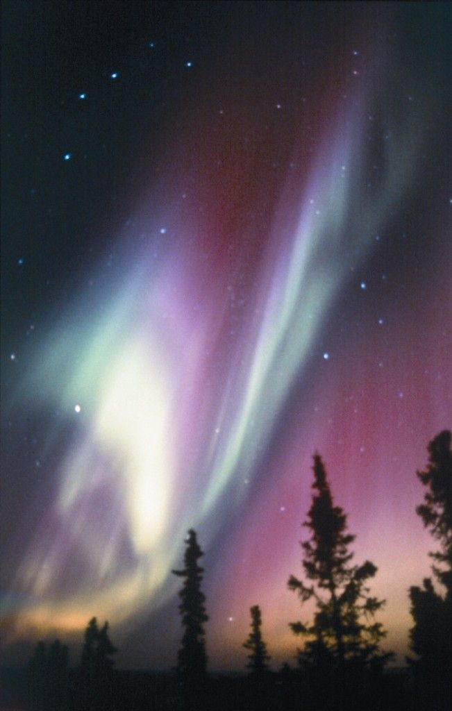Real Name Northern Lights