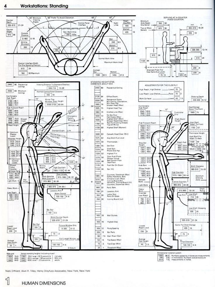 Anthropometry Interior Design Pdf