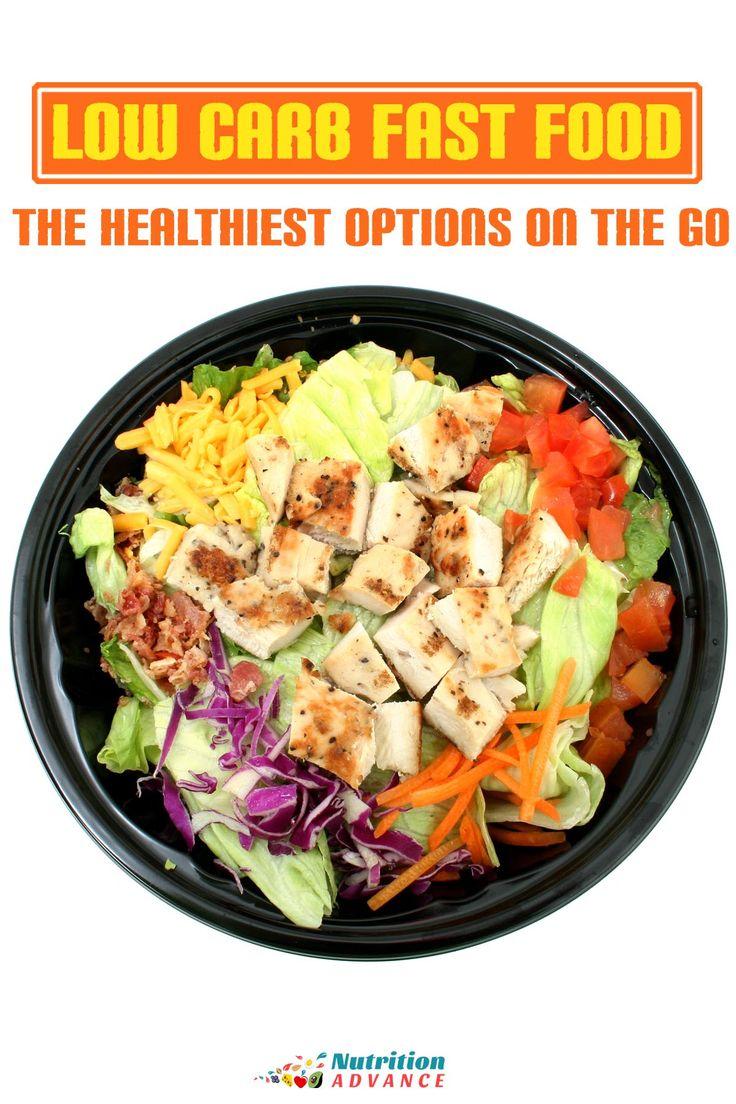 Low Fat Fast Food Options
