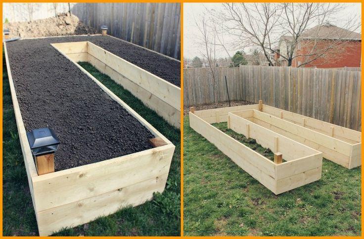 How Build Your Own Raised Garden