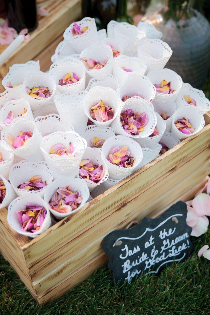 Cheap Wedding Favours Ideas