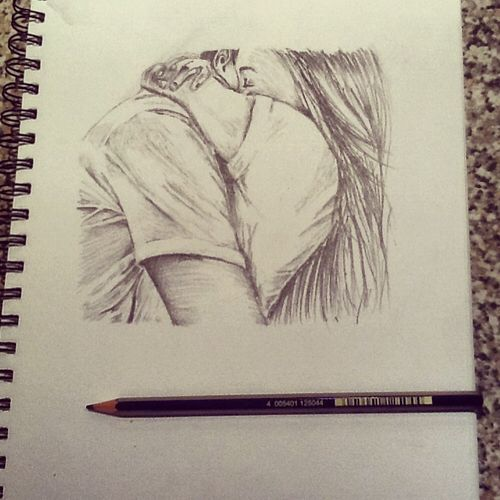 Ideas Couples Easy Creative Drawing
