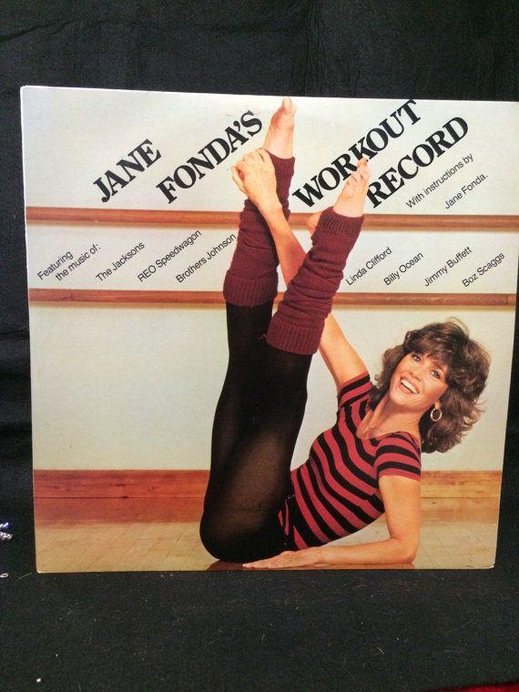 Jane Fonda Exercise Outfits