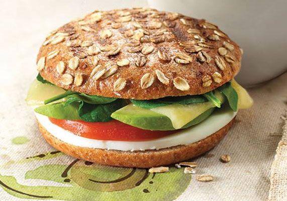 Panera Bread Menu Breakfast Sandwiches