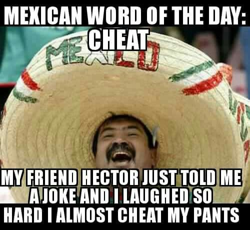 Mexican Word Day Beechwood