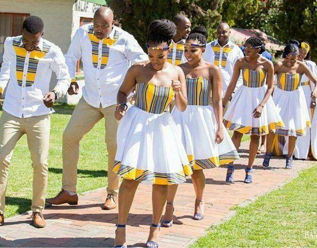 Zulu Traditional Wedding Invitation Cards Designs