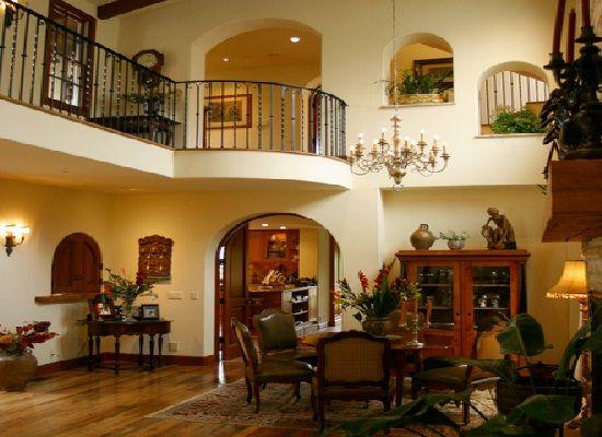 Spanish Style House Plans With Interior Photos Google