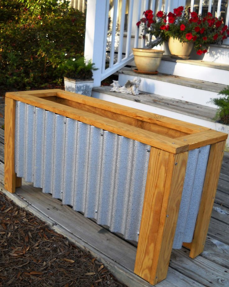 Building Plans Raised Garden Box