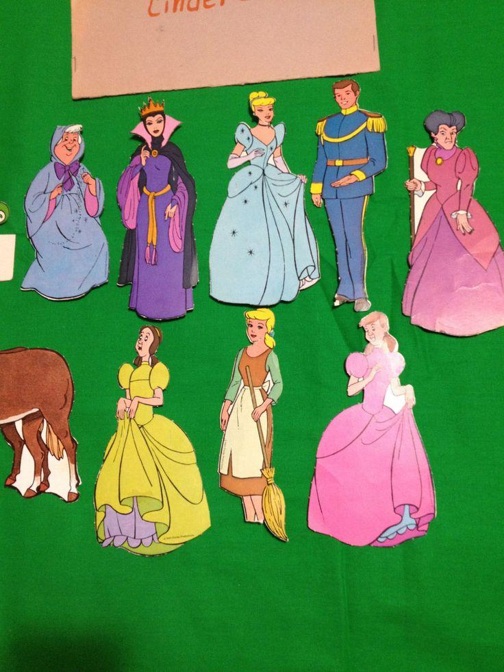 Belle Disney Princess Cutouts Printable