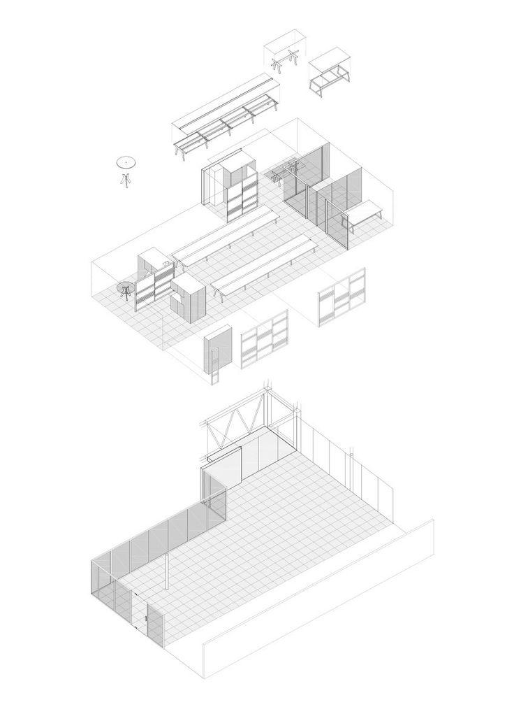 Fujimoto Architecture Screen