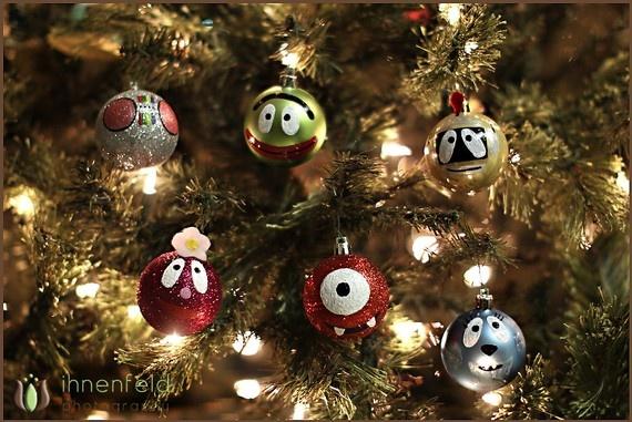 Yo Gabba Gabba Christmas Ornament