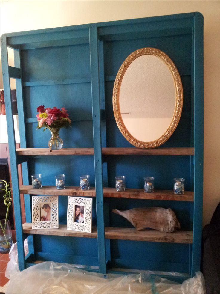Repurpose Old Kitchen Cabinets