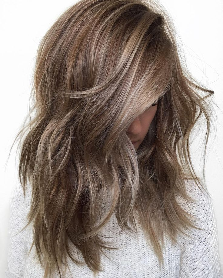 Best Color Highlights Light Brown Hair