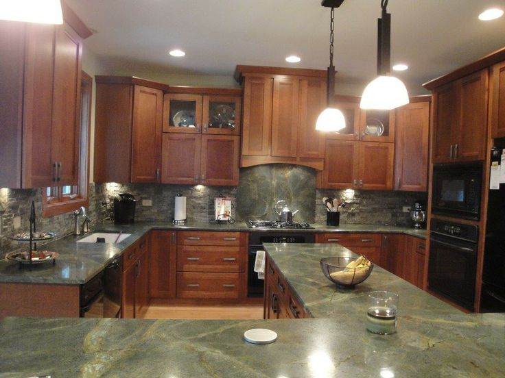 Beautiful Green Granite Countertops Check Out The Full