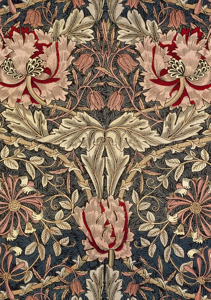 Arts And Crafts Era Wallpaper