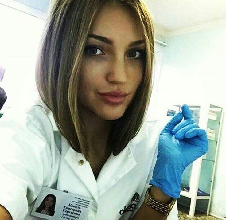 Nurse Girls Cute Gloves