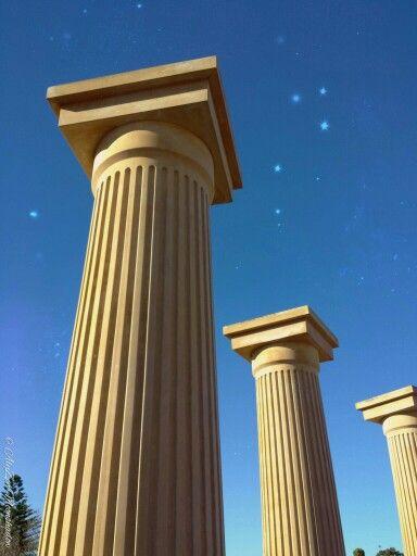 Ancient Greece Doric Style