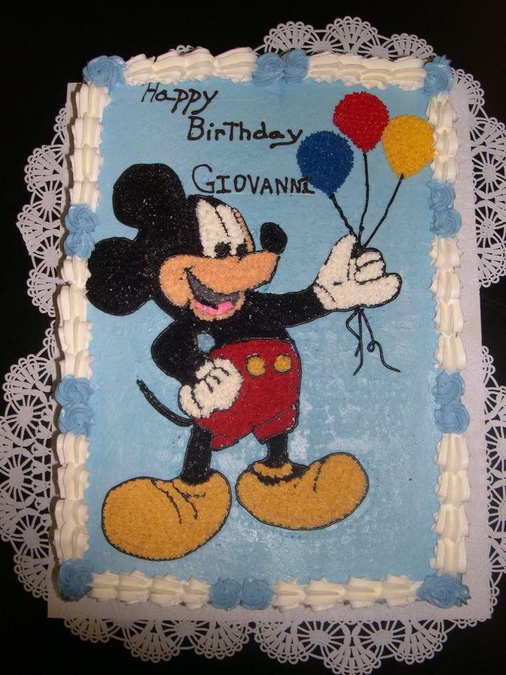 Yr Cake Ideas 4 Old