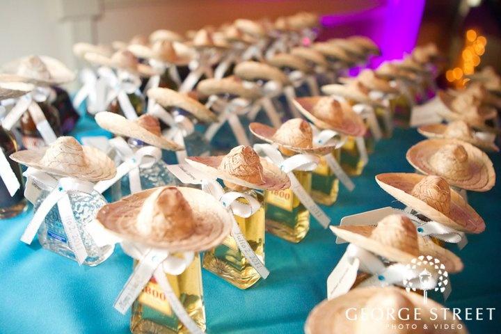 Silver Wedges Wedding