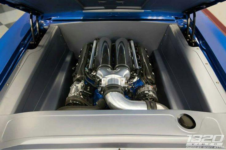 Twin Turbo Engines Hemi