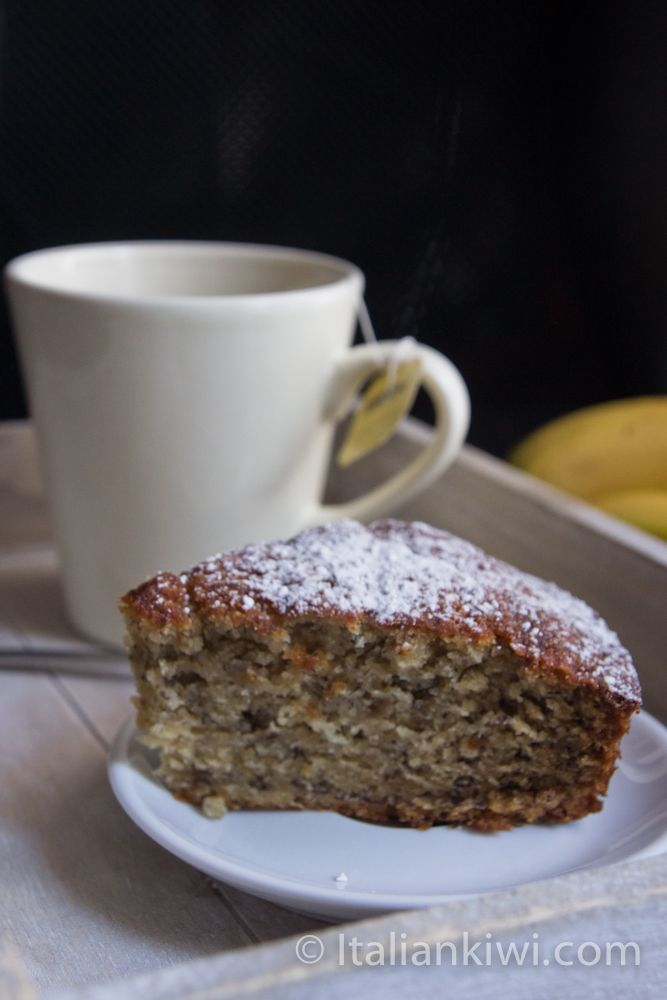 Easy Banana Cake Recipe Nz
