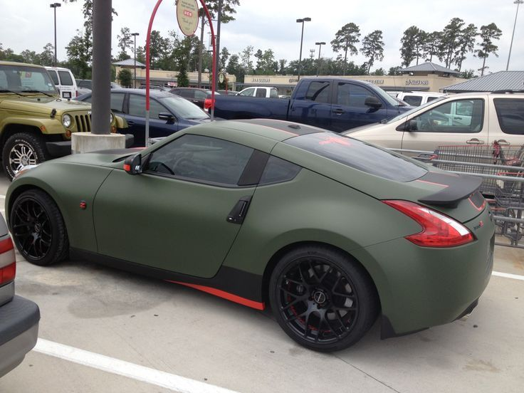Green Dip Car Your Camo