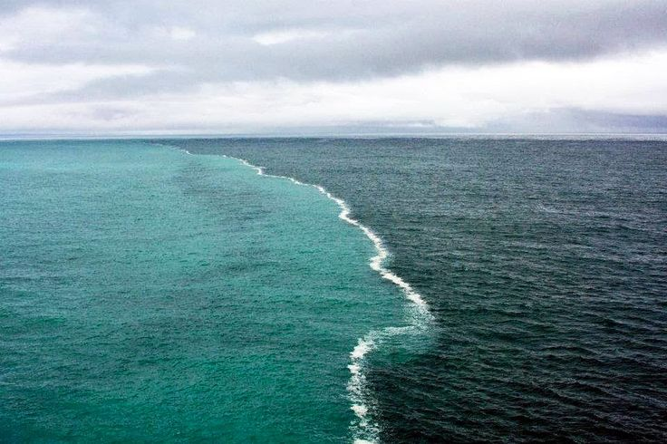 Sea And Atlantic Meeting Caribbean