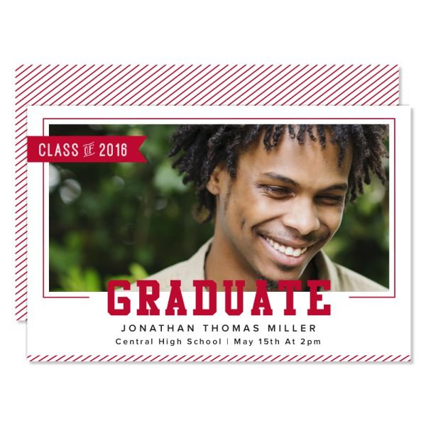 Official Graduation Invitations