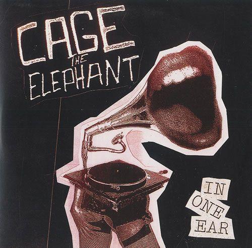 96 Cage Buzz 5 Elephant