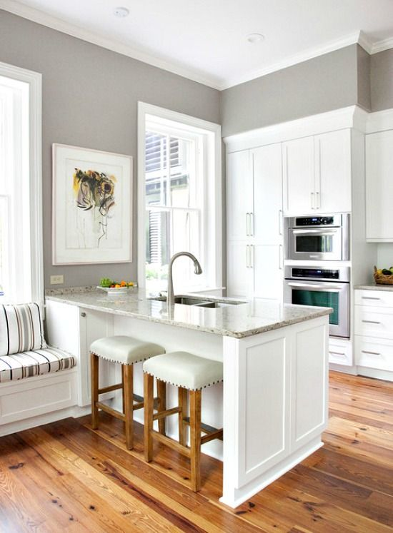 Kitchen Layouts Island And Peninsula