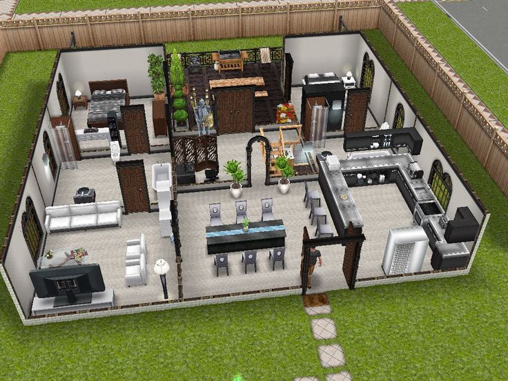 New House Design Games