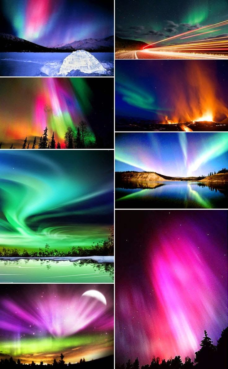 Northern Lights Buffalo Ny