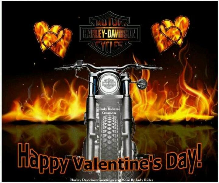 Dirt Valentines Day Bike Happy