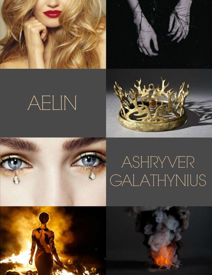 Aedion Aelin Galathynius Ashryver