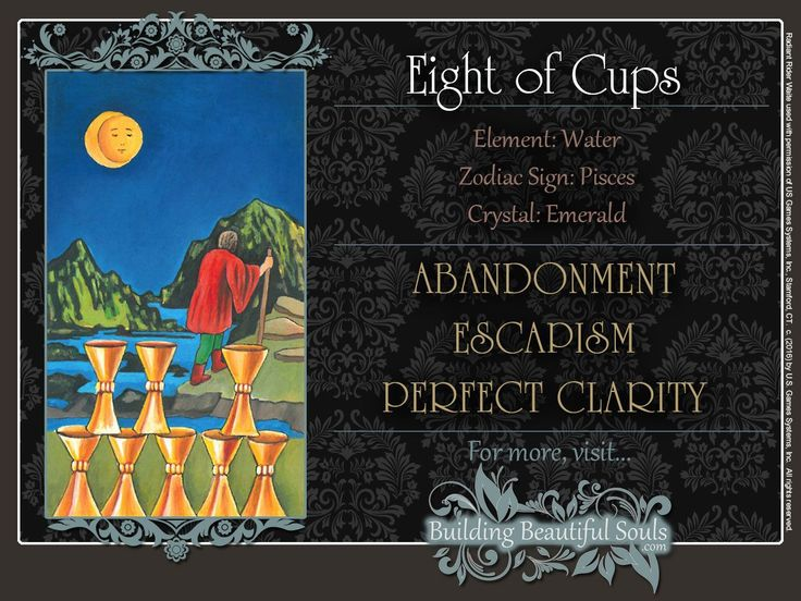 Knight Of Cups Meaning Love