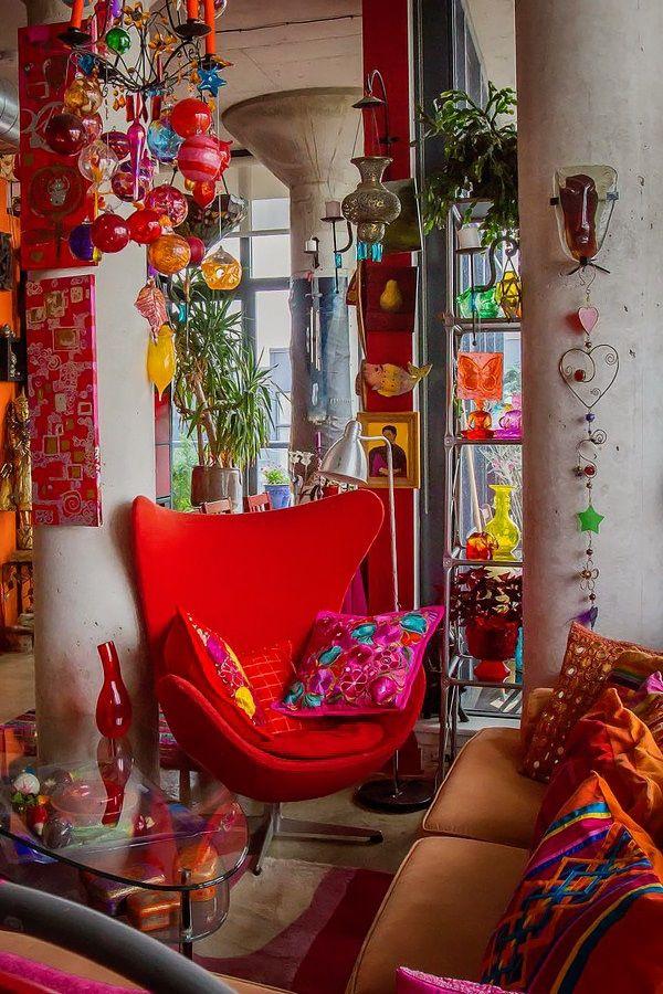 Hippie Apartment Decorating Ideas