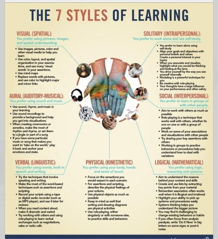 Gardners Learning Styles