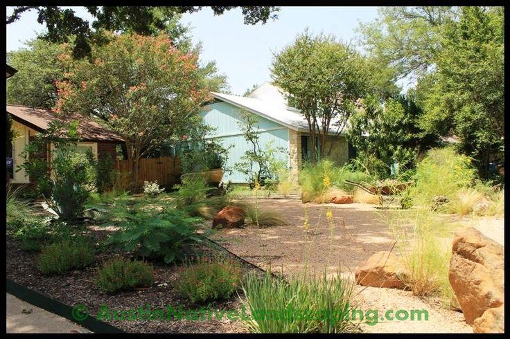 Austin Landscape Design Xeriscape