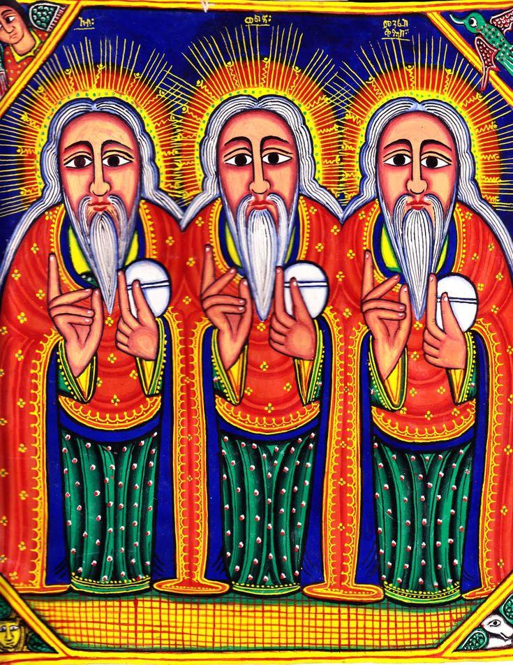 Ethiopian Orthodox Christmas Cards