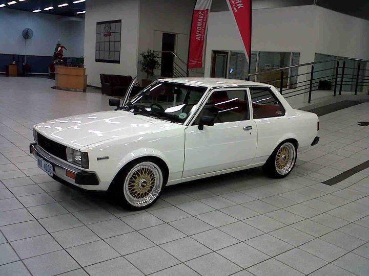 Wagon 1980 Corolla Toyota