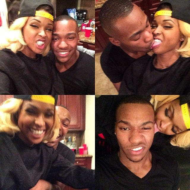 Amiyah Scott Boyfriend King