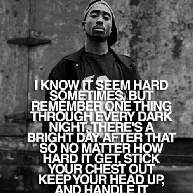 17 Best images about Tupac on Pinterest | Hard quotes ...