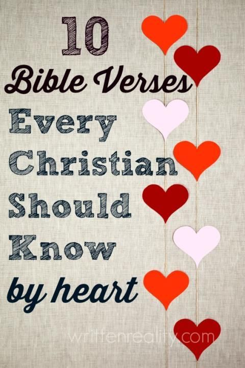 Situation Verses Every List Bible