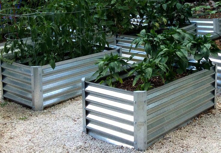 Galvanized Steel Raised Garden