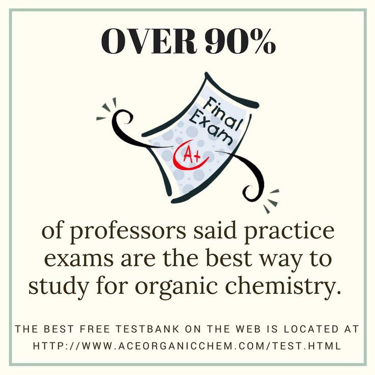 Test Acs Bank Chemistry Organic