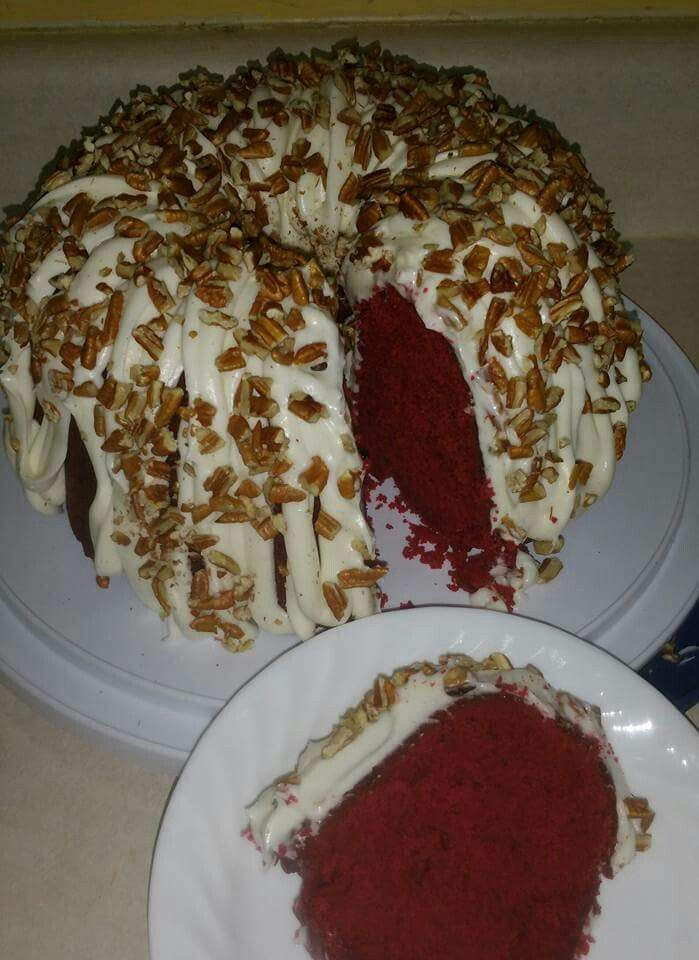 Easy Cake Recipes Red Velvet