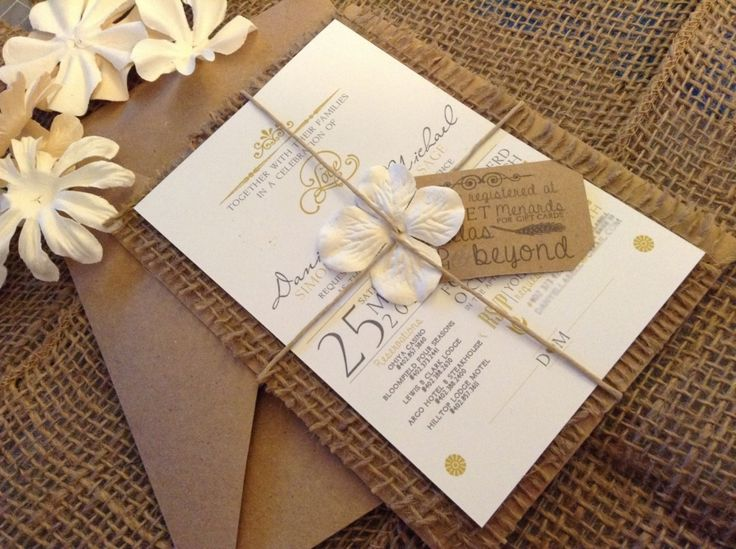 Cheap Wedding Invitations Country