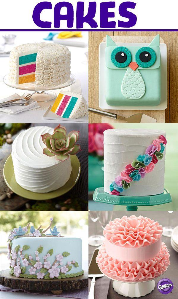 Supplies Decorating Cake Wilton