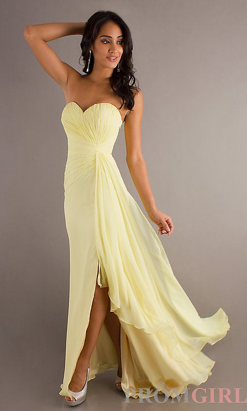 Yellow Dress And Cowboy Boots